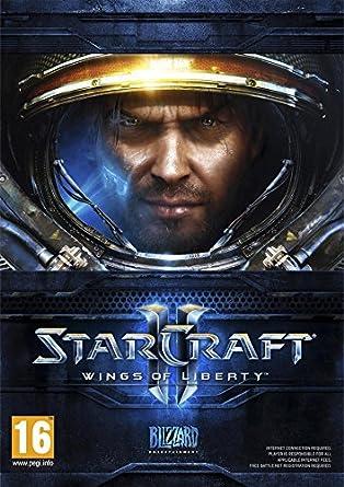 Starcraft II : Wings of Liberty: Amazon.fr: Jeux vidéo