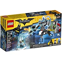 LEGO BATMAN MOVIE Mr. Freeze Ice Attack 70901 Building...