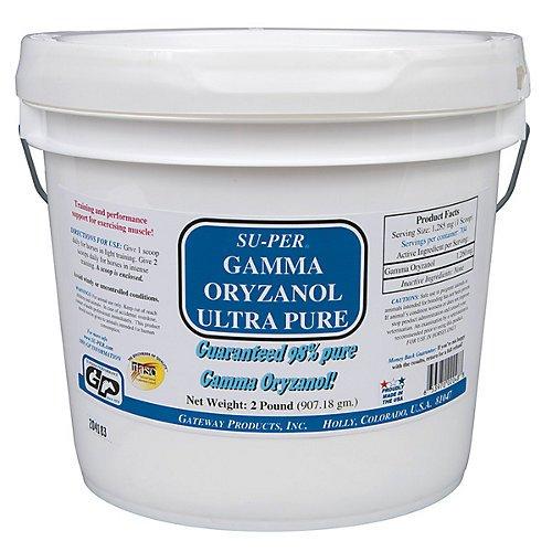 SU-PER Gamma Oryzanol Ultra Pure 2 lb by SU-PER
