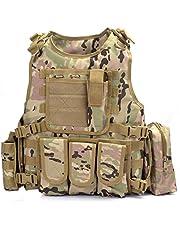 YAKEDA Tactical Vest Outdoor Vest Field Play-E88005