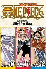 One Piece:  East Blue 10-11-12, Vol. 4 (Omnibus Edition) (Volume 4) (One Piece (Omnibus Edition)) Paperback