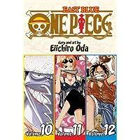 One Piece (Omnibus Edition), Vol. 4: Includes vols. 10, 11 & 12