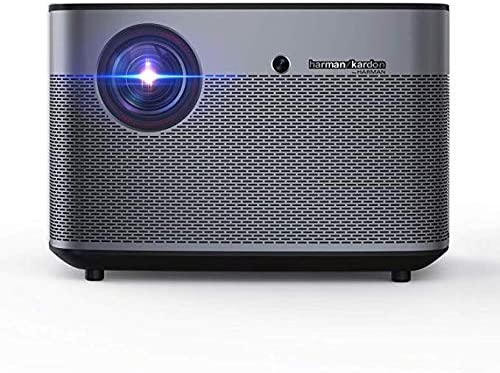 UP To 30% Off on XGIMI H2 1080P Full HD Smart Projector 1350 ANSI lumens 3D Home Video Theater Projector Support 2K/4K with Android System WiFi Bluetooth Beamer Harman/Kardon Speaker
