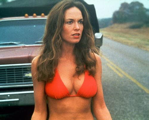Amazon.com: Dukes of Hazzard Busty in red bikini Catherine Bach 16x20  Poster: Entertainment Collectibles