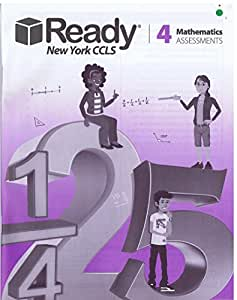 Amazon.com : Ready New York CCLS Mathematics Assessments ...