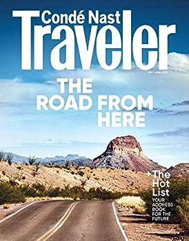 1-Year Conde Nast Traveler Magazine Subscription