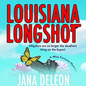 Louisiana Longshot Audiobook