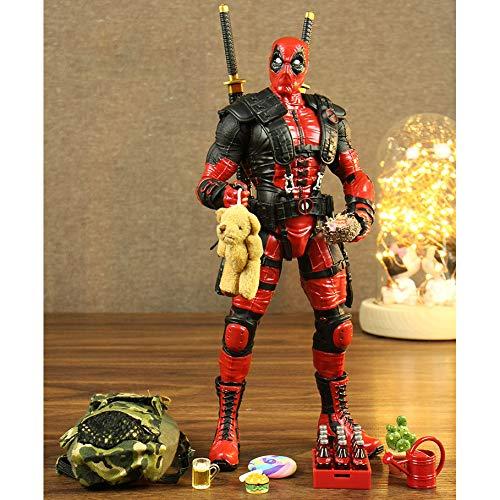 Deadpool Avengers Figuras De Acción Movimiento Conjunto ...