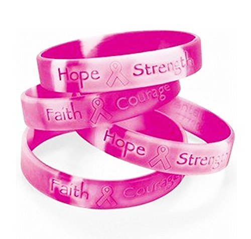 Fun-Express-Breast-Cancer-Awareness-Bracelets