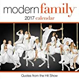 Modern Family: Quotes from the Hit Show 2017 Day-to-Day Desk Calendar, 5.5' x 5.5'