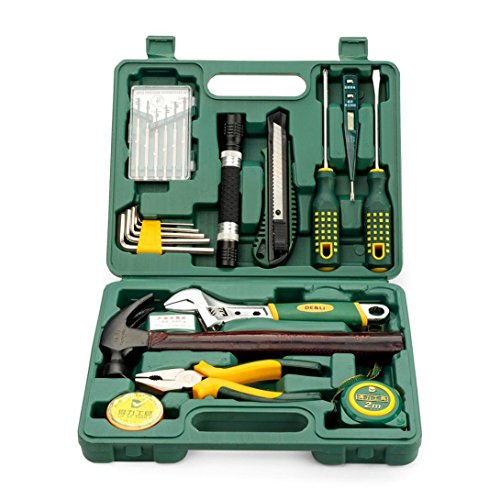 Nmch Precision Tools Home Improvements Homeowner's Tool Kits Hardware Instrumental Sets (22-Piece)