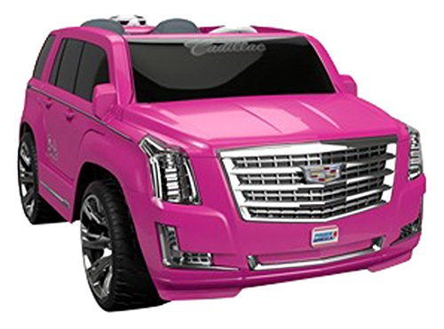 Fisher-Price Power Wheels Vehículo Barbie Escalade