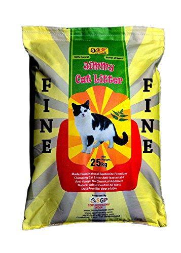 JiMMy Cat Litter, 25 kg