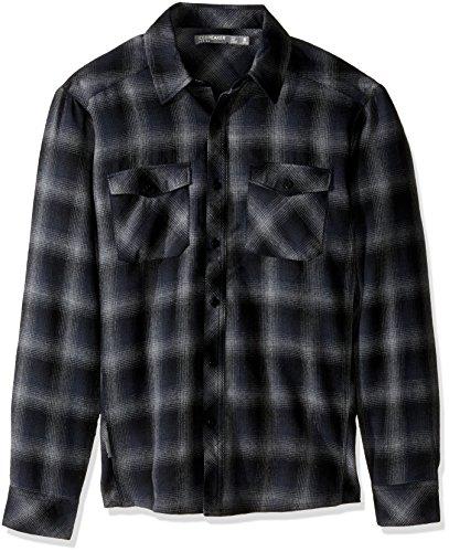 Icebreaker Merino Men's Lodge Long Sleeve Flannel Shirt