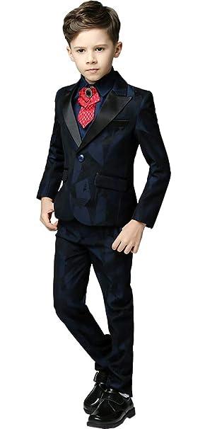 Amazon.com: Michealboy – Vestido para niños de 5 piezas ...