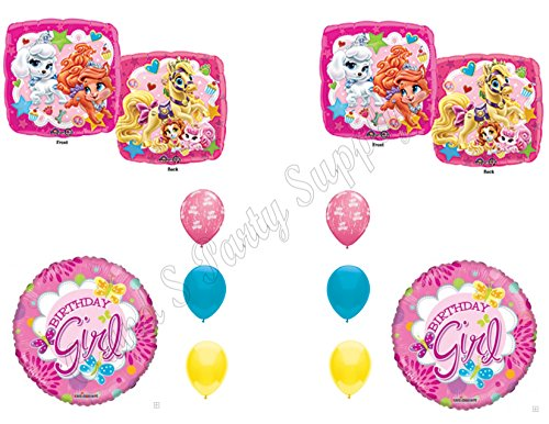 Palace Pets Disney Princess BIRTHDAY PARTY Balloons Decorations Supplies -