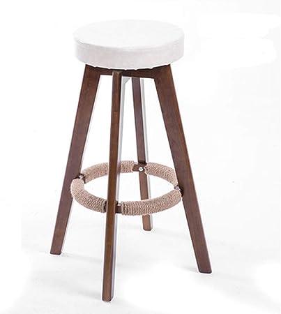 Tabourets de bar, chaise de banc avant Vintage Creative High