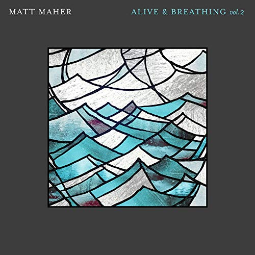 Alive & Breathing Vol. 2 Album Cover