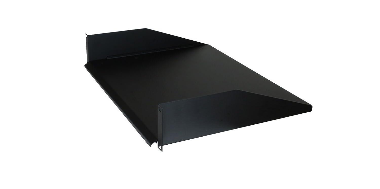 Penn Elcom R1194/2UK-SL 2 Space (2U) Sliding Rack Shelf/Keyboard Tray, 15'' Depth 15'' Depth