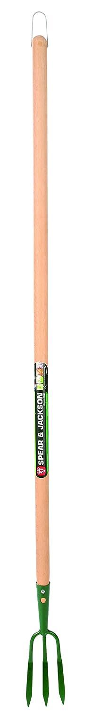 Vert Spear /& Jackson 78905 Fourche /à rosiers Manche 110 cm
