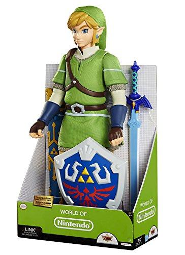Nintendo 86748 Deluxe Link Figure