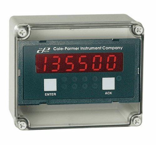 Small 1/16 DIN-Mount Meter/Controller - Din Mount Meter