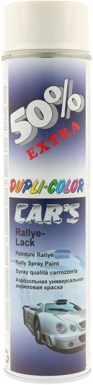 Dupli Color 693885 Cars Lackspray 600 Ml Weiss Glänzend Auto
