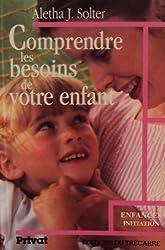 COMPRENDRE LES BESOINS DE VOTRE ENFANT