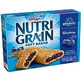 Nutri-Grain Blueberry Cereal Bars, 10.4 Ounce