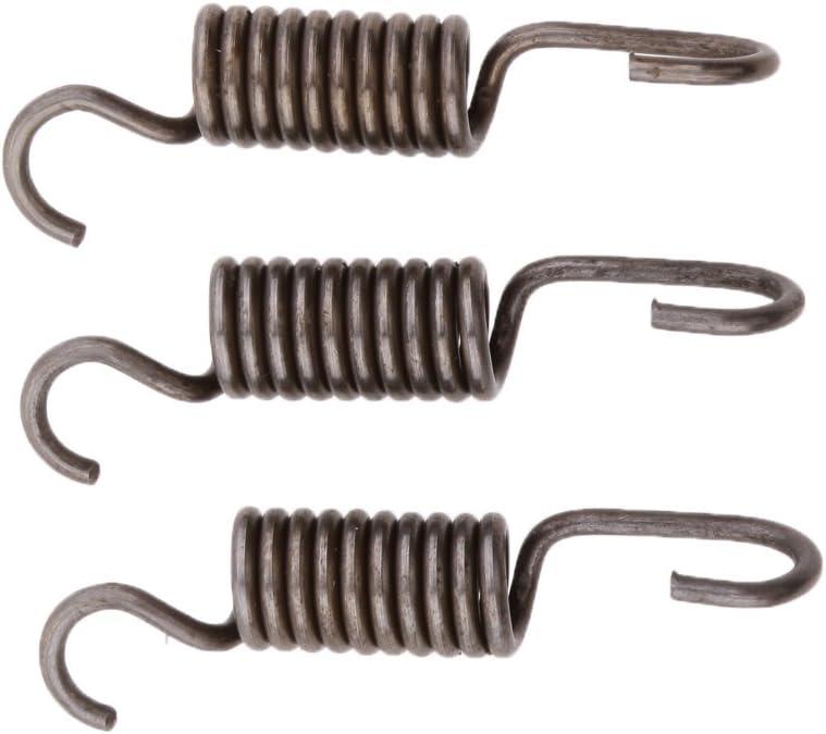 Sharplace 3 St/ücke Motorrad-Kupplungsfeder 2-Takt-Motorkupplungsfeder F/ür 49cc 49CC Mini Pocket Bike