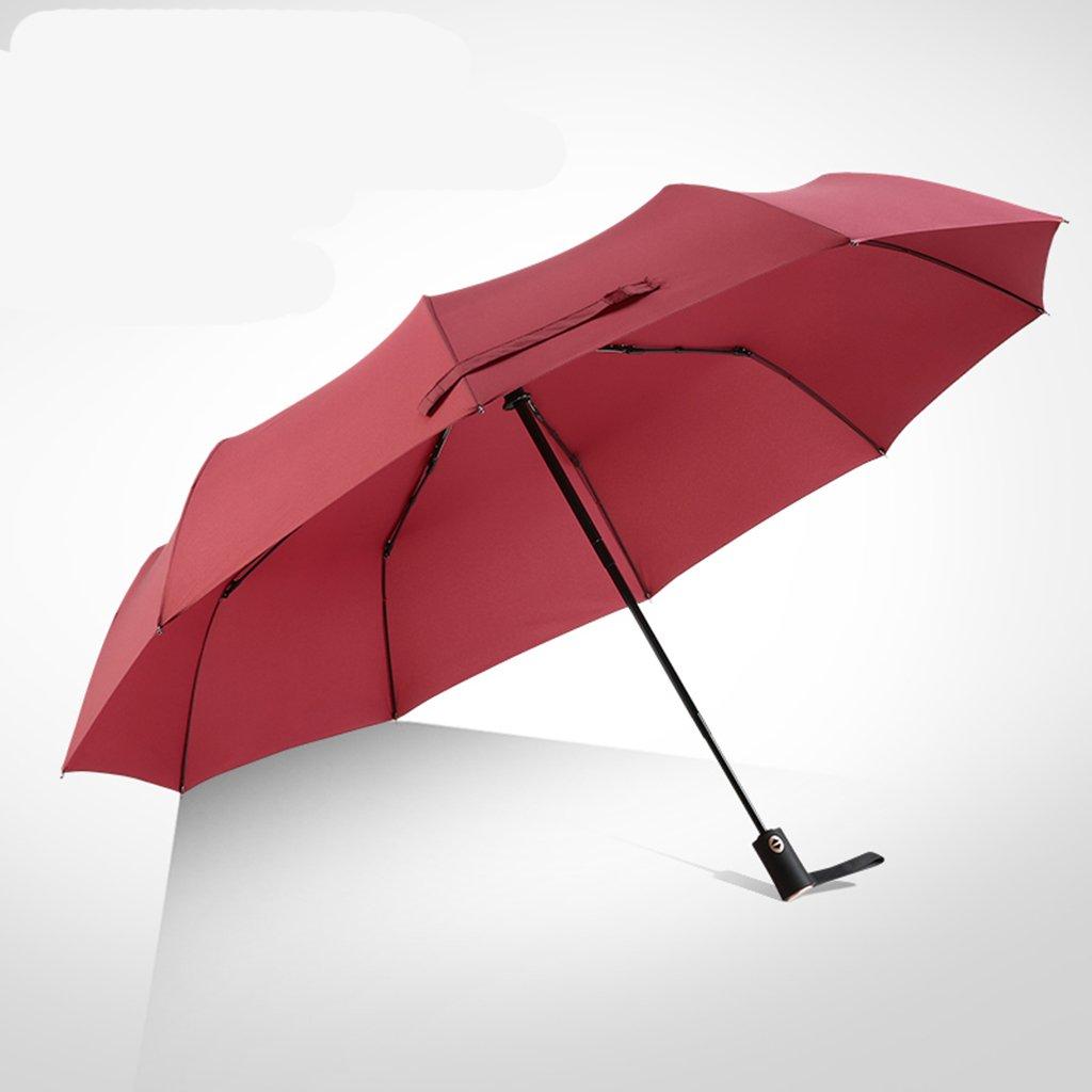 9ff2c2b846ce Amazon.com: SX-ZZJ umbrella windproof Business Creative Fully ...