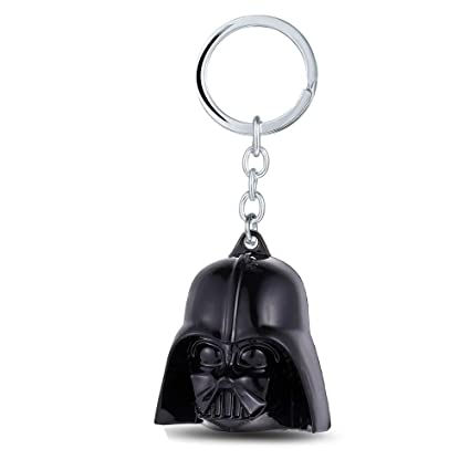 DADATU Llavero Star Wars Casco Negro Llavero Storm Trooper ...