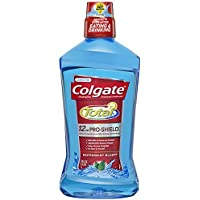 Colgate Total Advanced Pro-Shield Mouthwash Peppermint Blast, 33.8oz