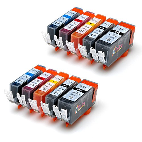 HD Inks(TM) Compatible Ink Cartridge Replacement for PGI-225 & CLI-226.