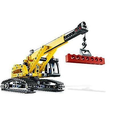 LEGO Technic Tracked Crane 9391: Toys & Games