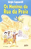 Front cover for the book Os Meninos da Rua da Praia by Sérgio Capparelli