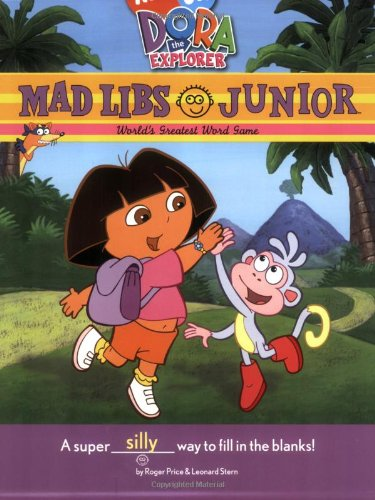 Dora the Explorer Mad Libs Junior