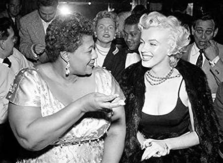 Gatsbe Exchange an 8x10 Photo Ella Fitzgerald