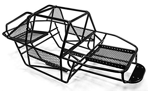 Integy RC Model Hop-ups C23300 DIY Steel Roll Cage Tube Frame Chassis for Axial SCX-10 CF-100, Dingo & Honcho