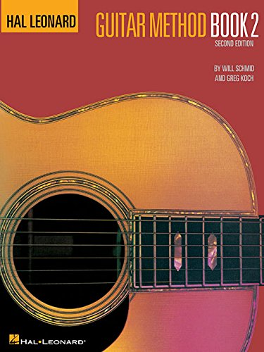 Hal Leonard Guitar Method Book 2 (Guitar House Son)