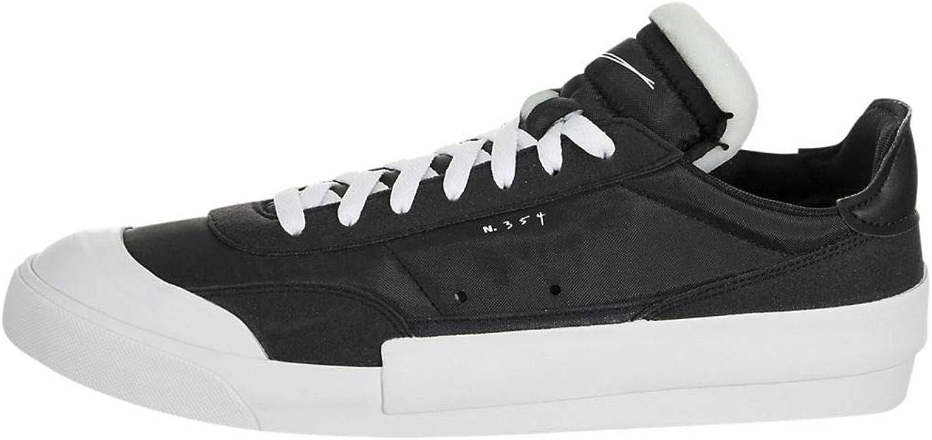 Nike Drop-Type - Zapatillas Deportivas (Talla 6), Color Blanco y Negro: Amazon.es: Zapatos y complementos