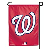MLB Washington Nationals Garden Flag