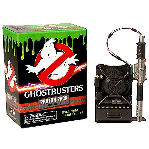 Deluxe Mega Kit Ghostbusters Proton Pack with Lights & Sounds Miniature Editions 3