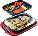 Livart LV-401 Reversible Griddle