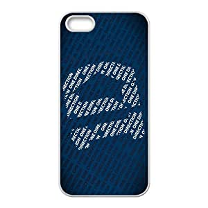 DAZHAHUI One D Fashion Comstom Plastic case cover For Iphone 5s