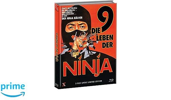 Die 9 Leben der Ninja - 9 Death of the Ninja - Uncut ...
