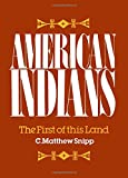 American Indians 9780871548238
