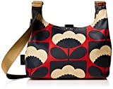 Orla Kiely Spring Bloom Mini Sling Bag, Poppy