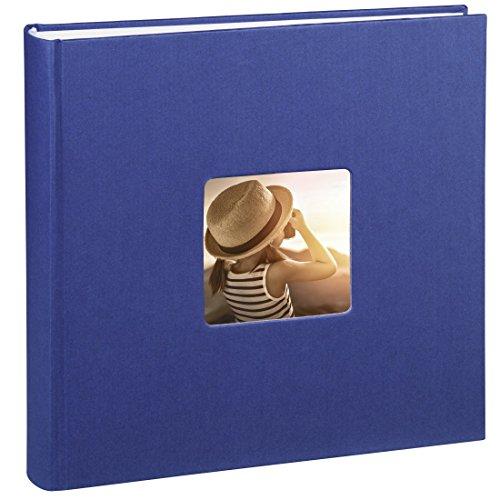 Hama 00002563 - Álbum de Fotos (30 x 30 cm), Azul, 1, 1