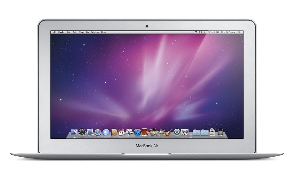 Apple MacBook Air MC505LL/A 11.6-Inch Laptop with Upgraded Hard Drive (OLD VERSION) (Certified Refurbished)